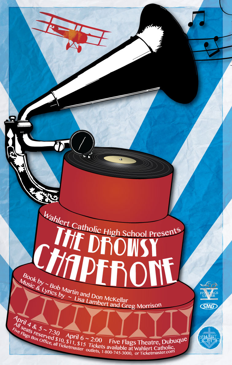 WCHS Presents: The Drowsy Chaperone