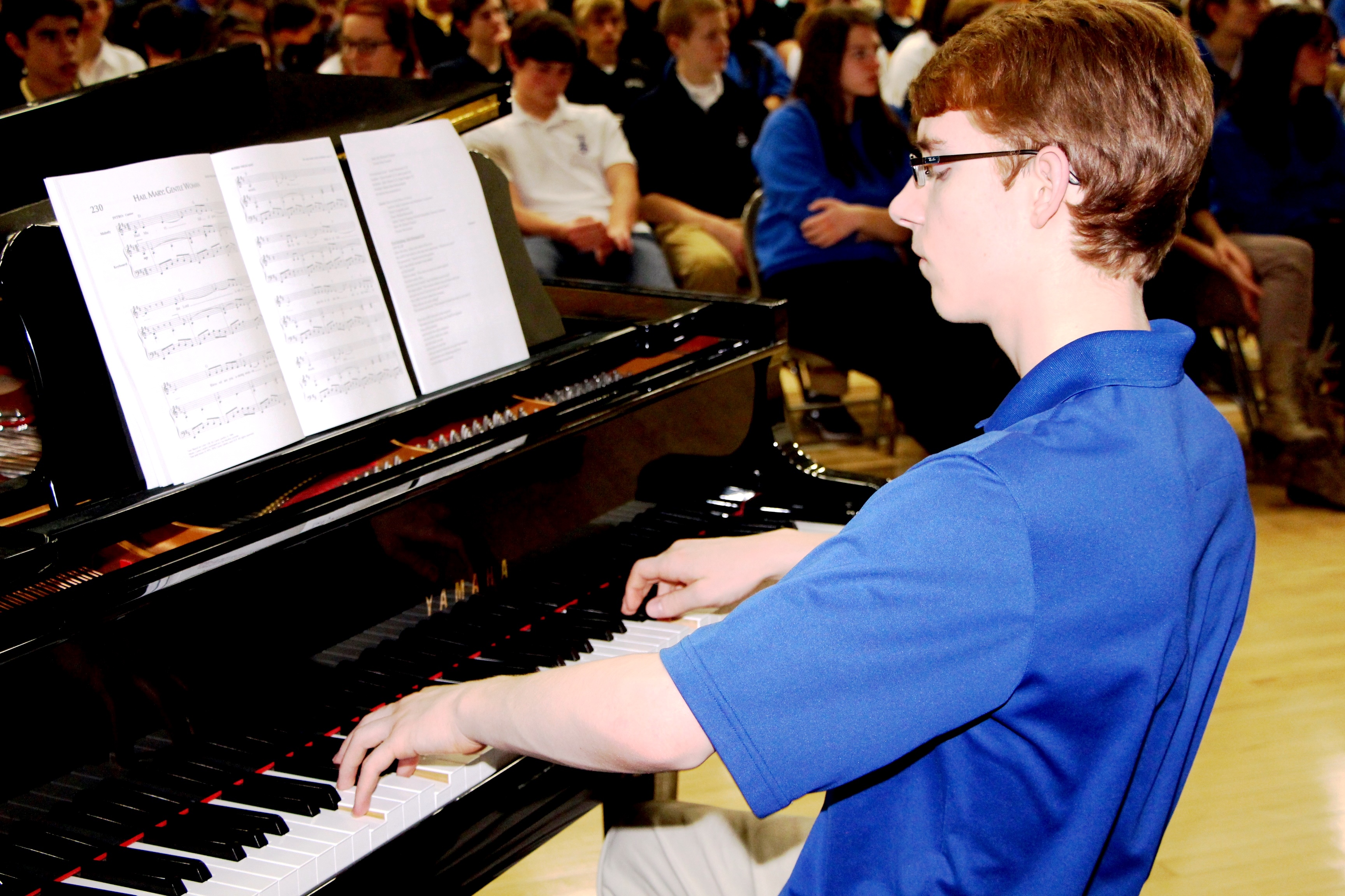 Mass Piano