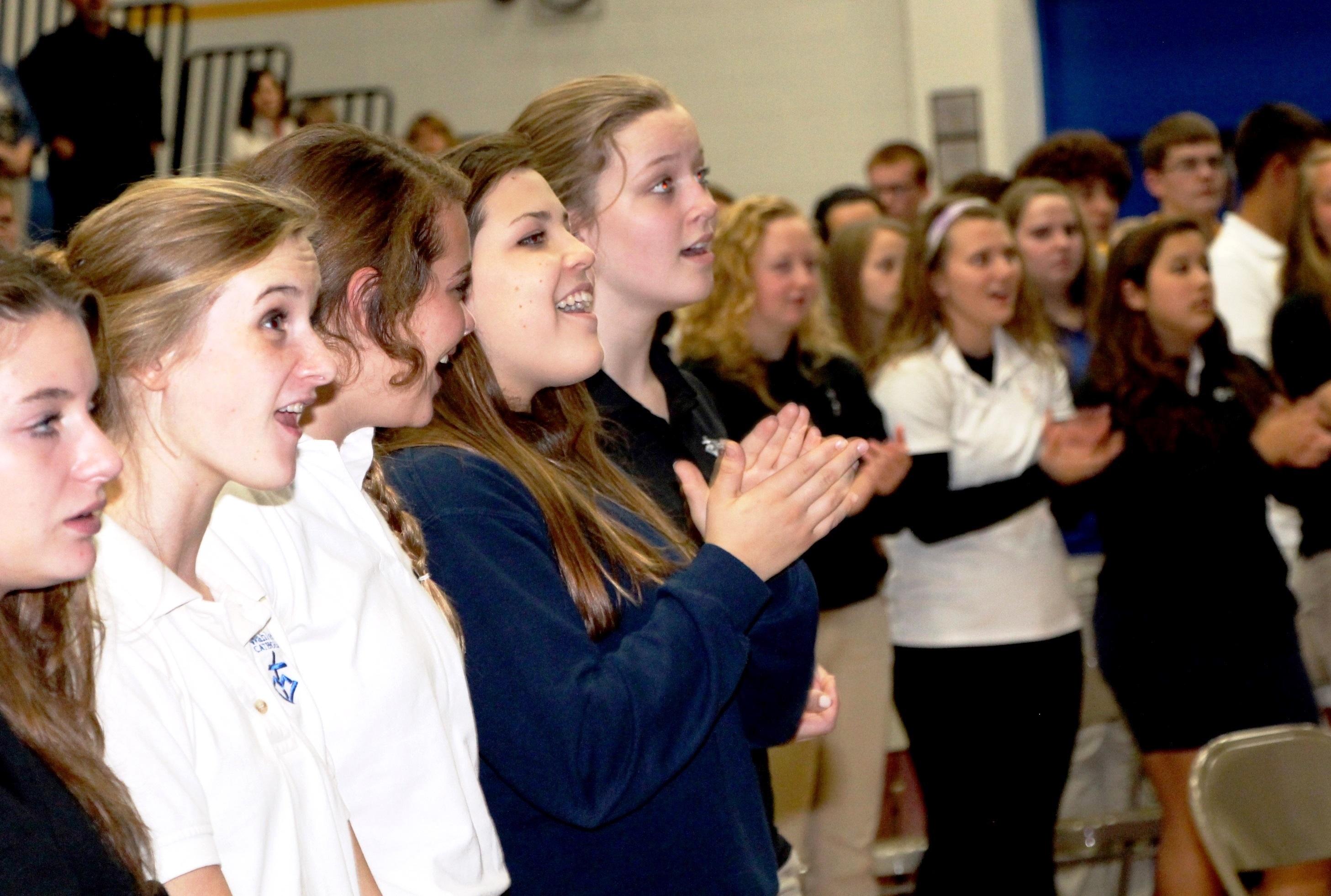 Mass Singers