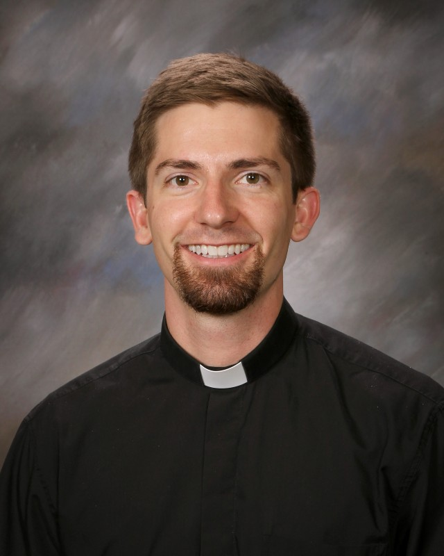 Father Alan Dietzenbach