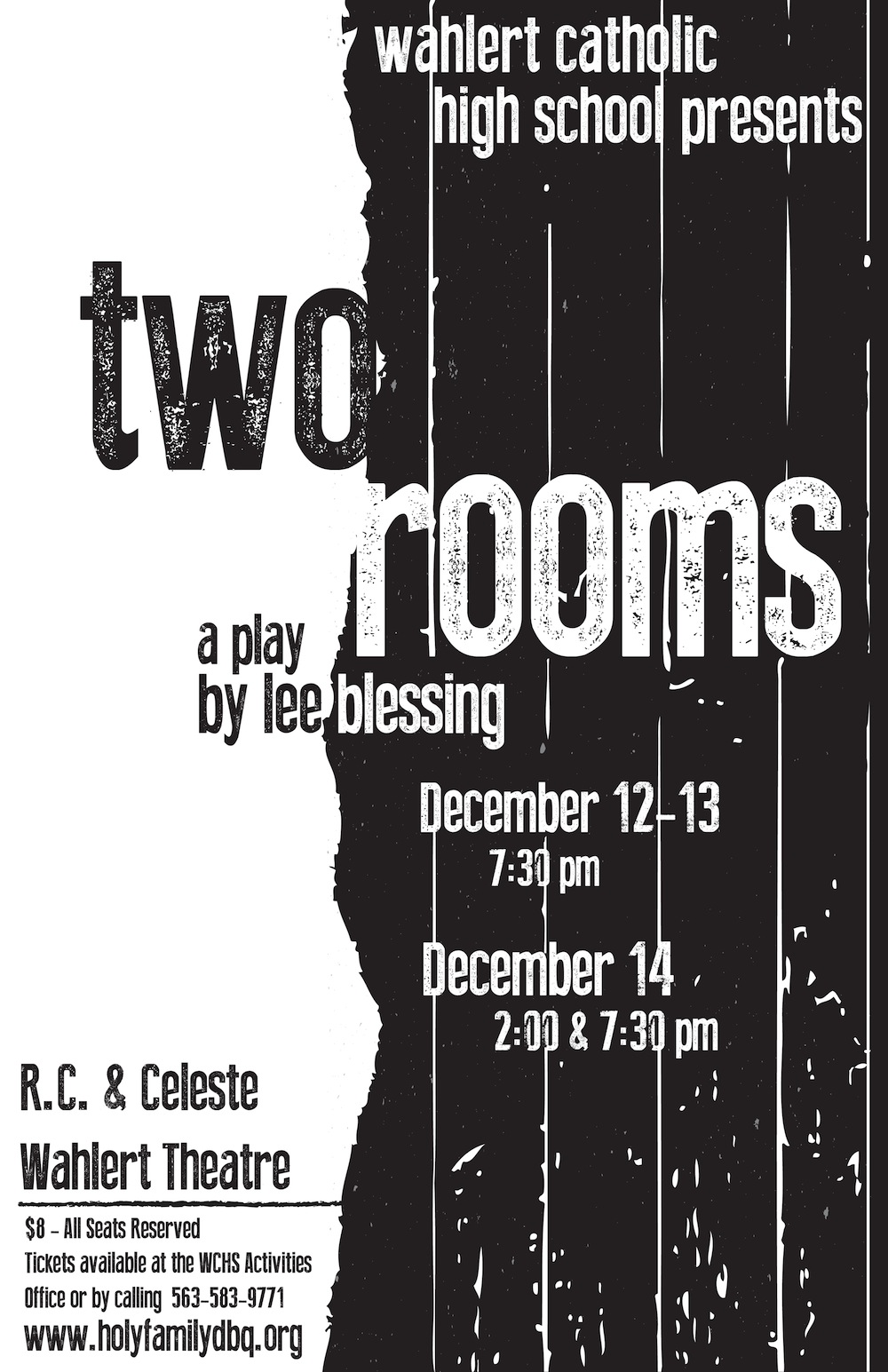 Two Rooms - Winter Play