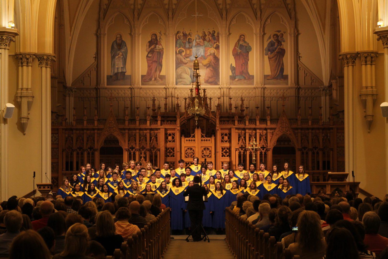 1610_Wahlert Catholic Performance Choir
