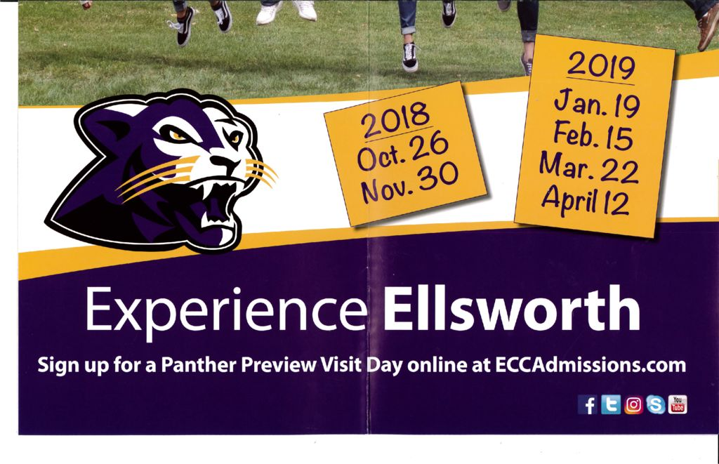 thumbnail of Ellsworth College, Visit Days