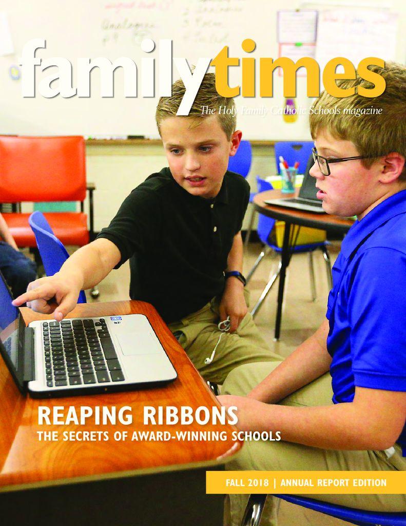 thumbnail of Fall 2018 FamilyTimes_Annual Report_WEB