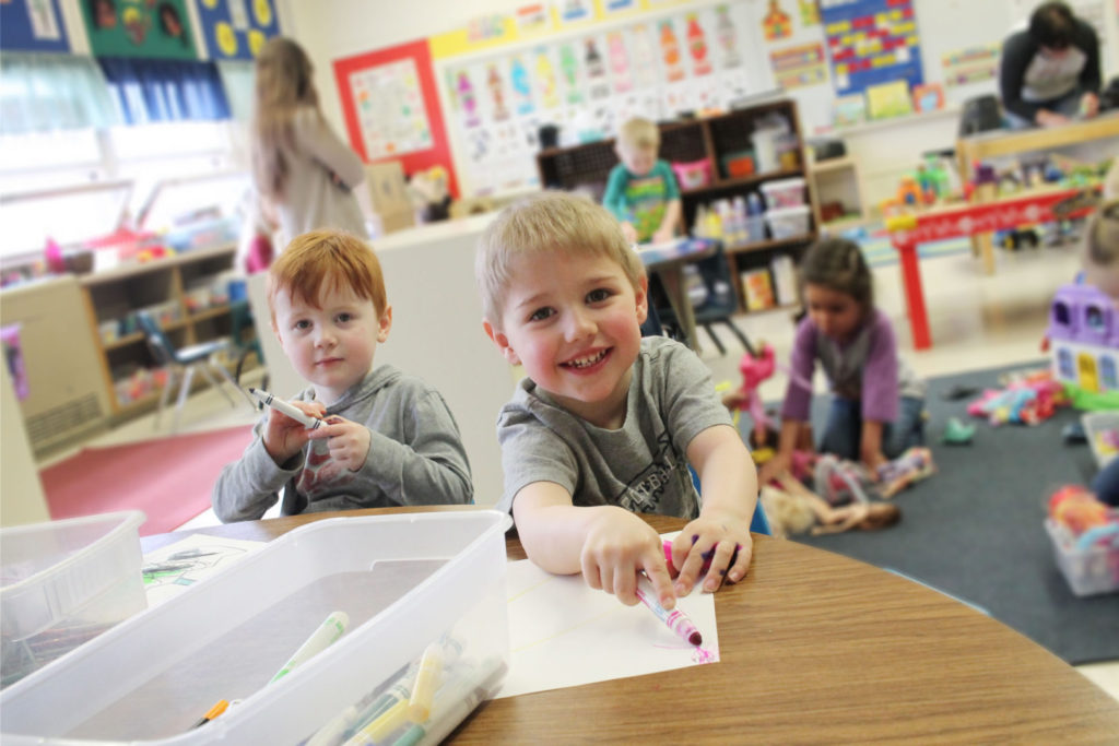 Enriching Early Childhood Experiences >> Holy Family Early Childhood Serving A Community Need Holy Family