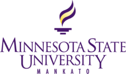 Minnesota State Univ. Mankato, logo