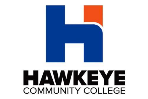 Hawkeye Community College logo