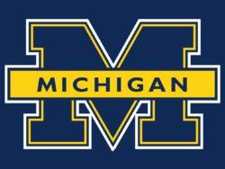 University of Michigan. logo