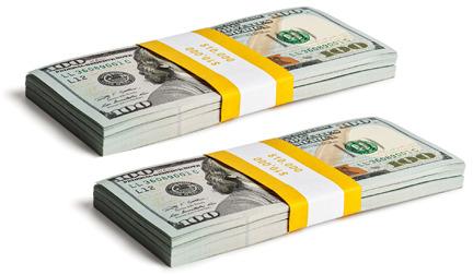 $20,000 Cash Image