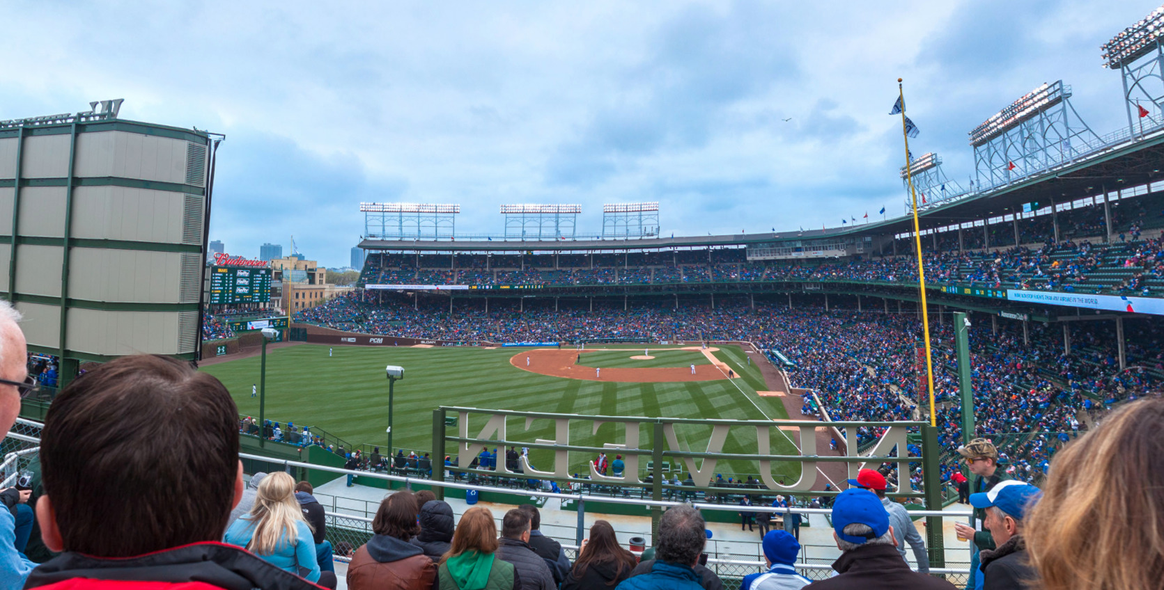 Cubs_Rooftop View